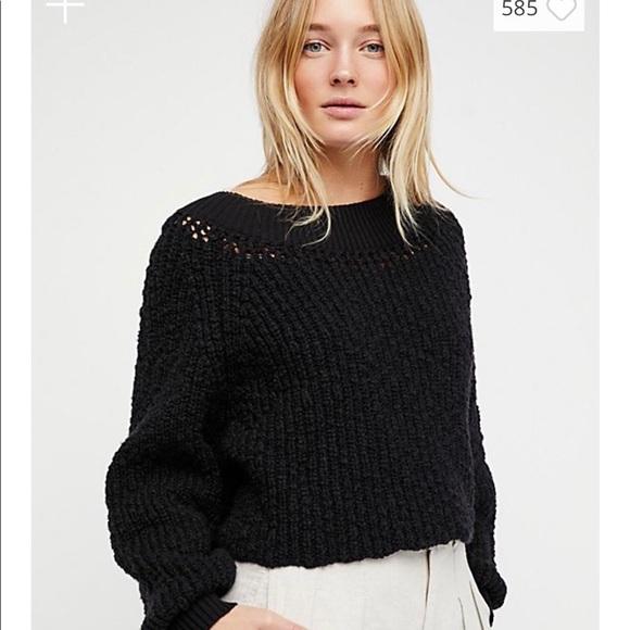33b08a6415399 Free People Pandora Boatneck Sweater